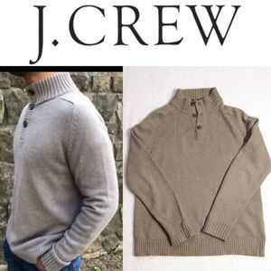 J. Crew Knitted Pullover